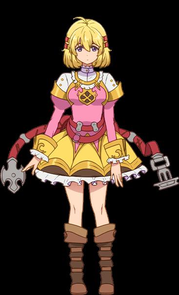 Character -「たとえばラストダンジョン前の村の少年が序盤の街で暮らすような物語」TVアニメ公式サイト-